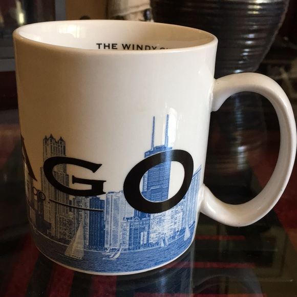 05ab189077c starbucks Other | Skyline Series Chicago Coffe Mug | Poshmark